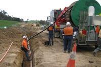 Прокладка силового кабеля в Абакане. Электромонтаж