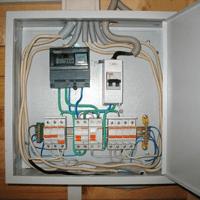 Монтаж, установка, замена, ремонт электрического щитка в Абакане. Ремонт электрощита Абакан. Индивидуальный квартирный электрощит в Абакане